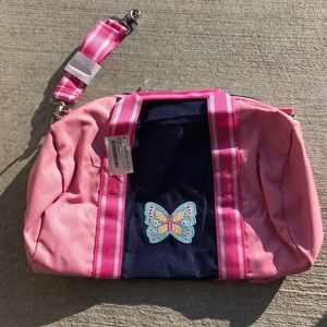 Pottery Barn Kids small duffle NWT!